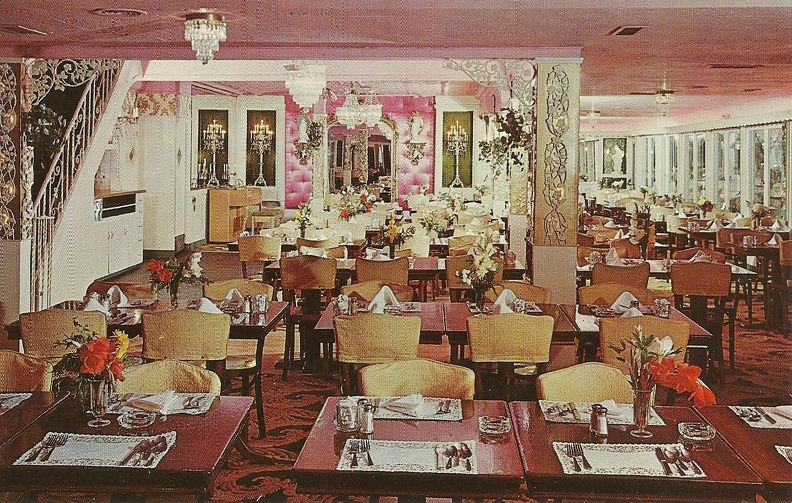 Crescent Beach Hotel Many Celebrations Through The Decades Photo Of Dining Room In