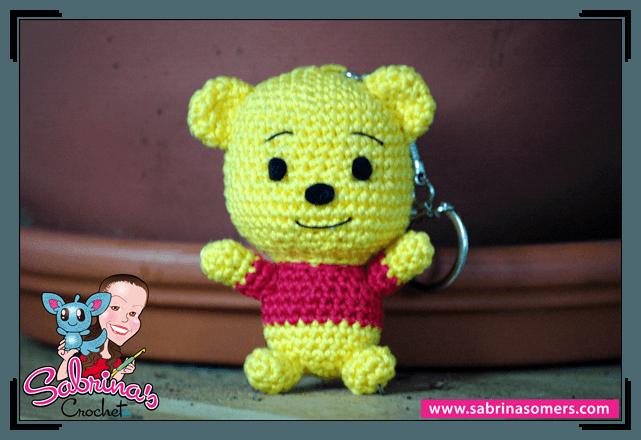 Free Tigger Amigurumi Pattern : Winnie the pooh amigurumi pattern amigurumi patterns free