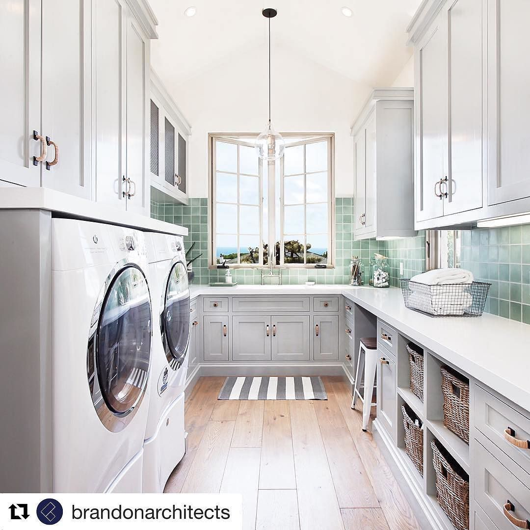 A Little Laundry Room Love On This Follow Friday Repost