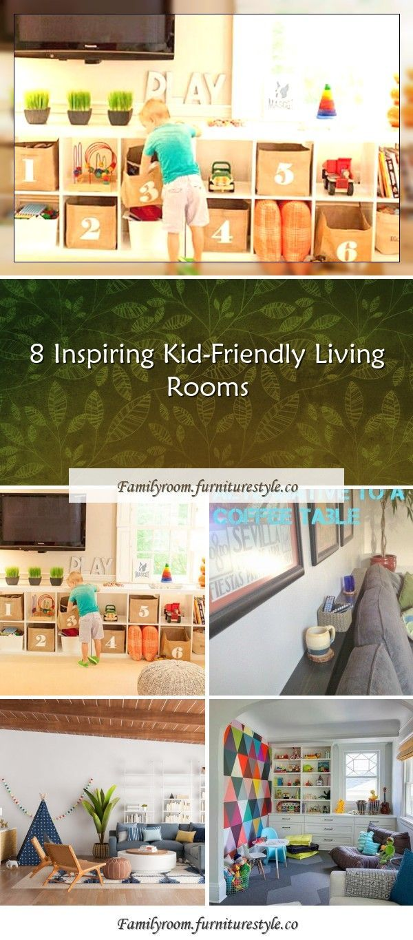 13 Kid-Friendly Living Room Ideas to Manage the ChaosThe perfect combination of ...  13 Kid-Friendly Living Room Ideas to Manage the ChaosThe perfect combination of pretty and function #ChaosThe #Combination #Ideas #KidFriendly #living #Manage #Perfect #Room