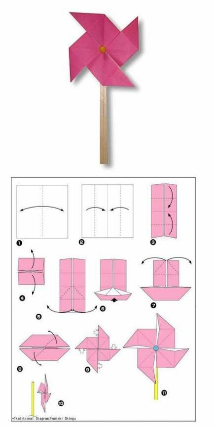 Photo of 45 Origami-Ideen Schritt für Schritt fischen