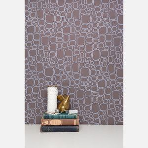 Pebble Wallpaper 36x27 Dusk Now Featured On Fab Wallpaper Wall Paint Patterns Contemporary Wallpaper