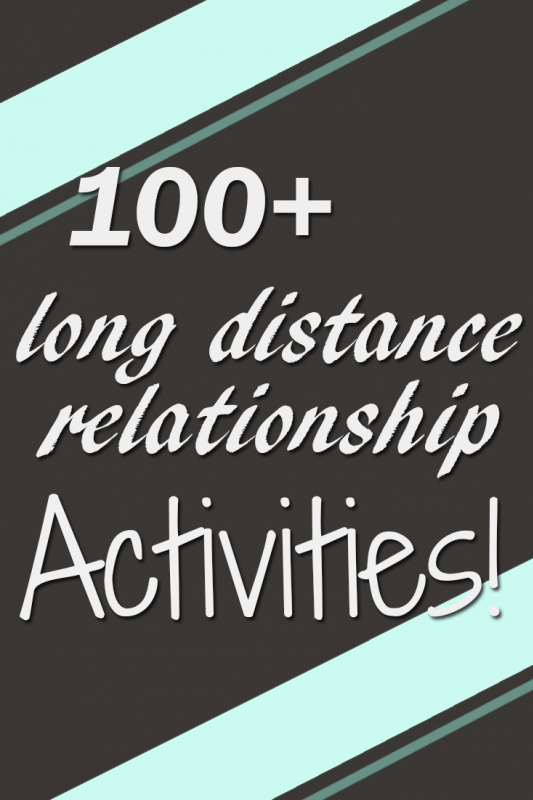 When do you know a long distance relationship is over