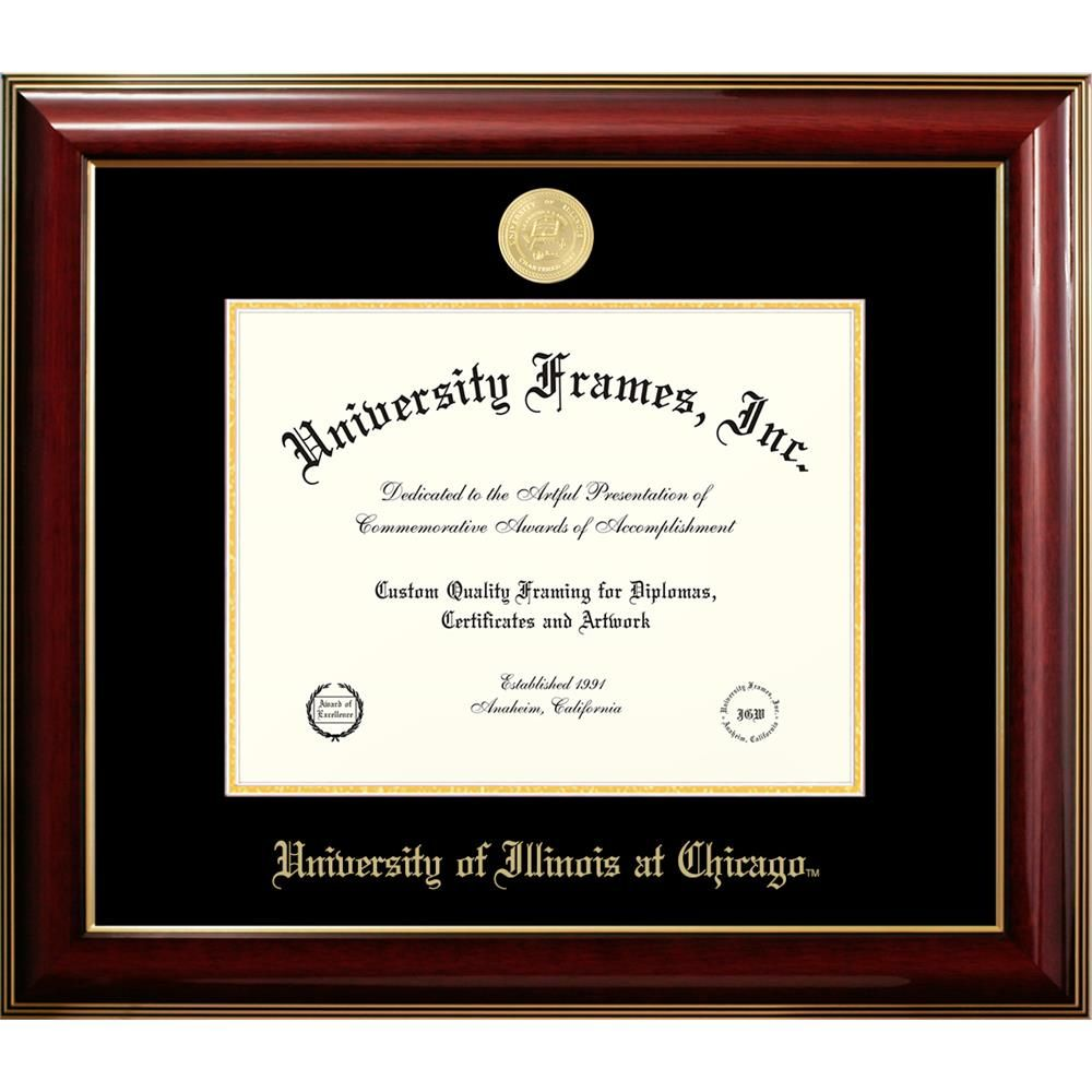 University of Illinois at Chicago Classic Diploma Frame | Home ...