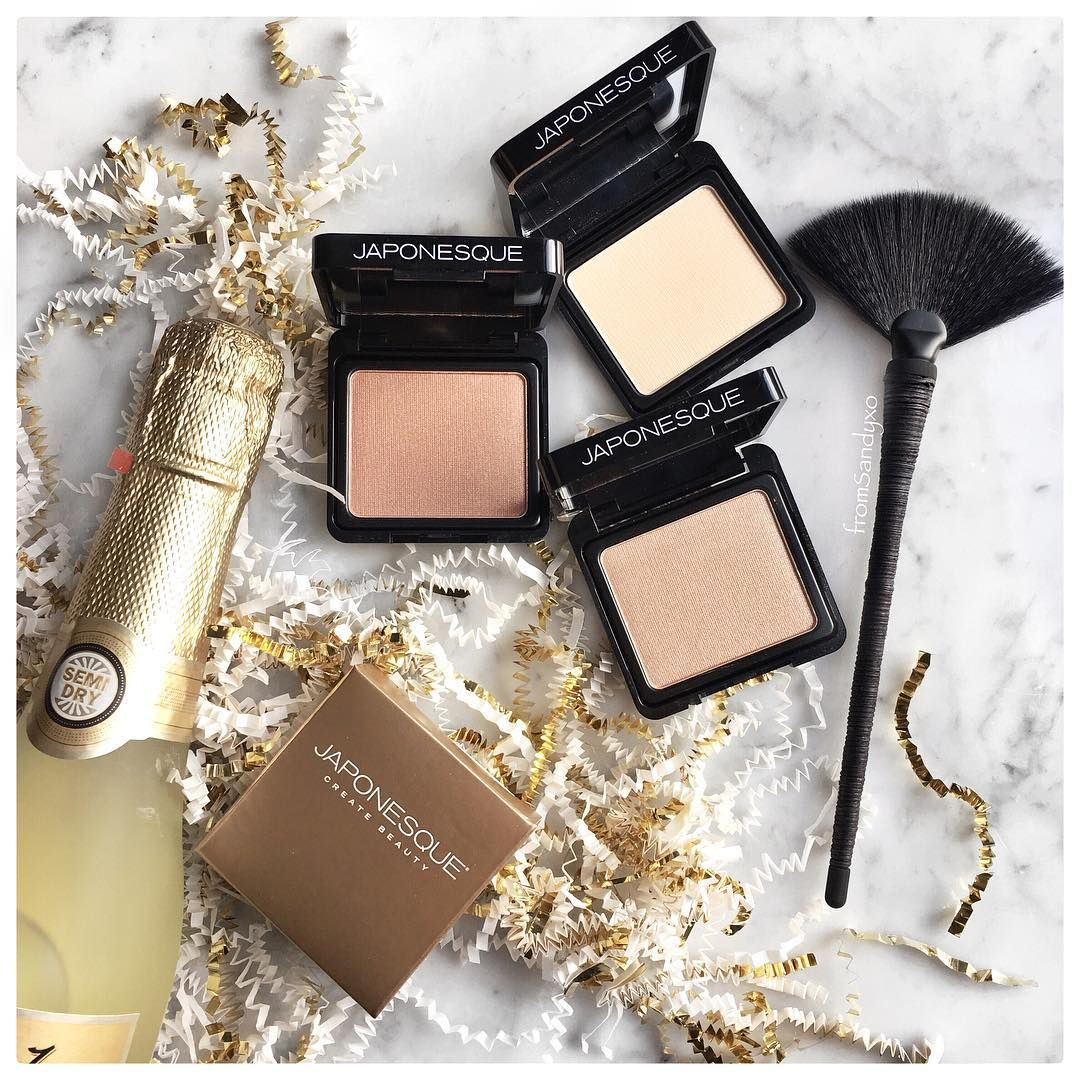 Japonesque Highlighting Trio Champagne Collection