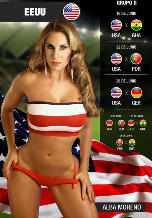 Bikini Cup Soccer World