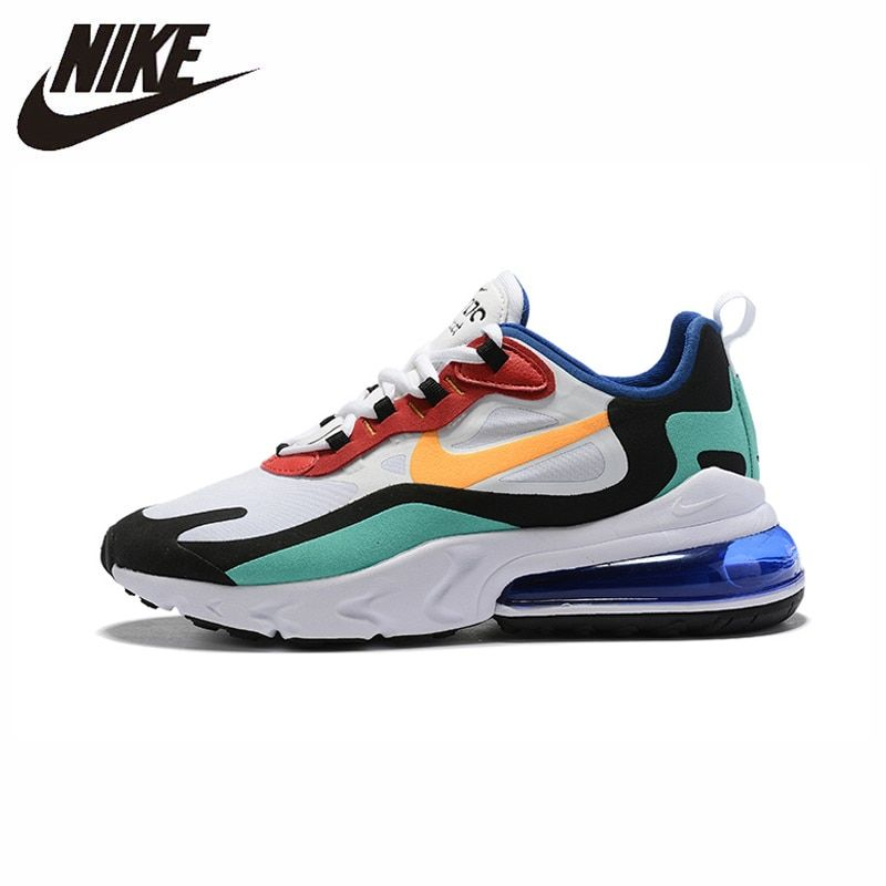 Proponer Celebridad marxista  Wholesale NIKE AIR MAX 270 RT (PS) Kids Shoes Original Parent-child Running  Shoes Gym Sports Men Sneakers #BQ0… | Zapatillas nike air, Nike air max,  Zapatillas nike