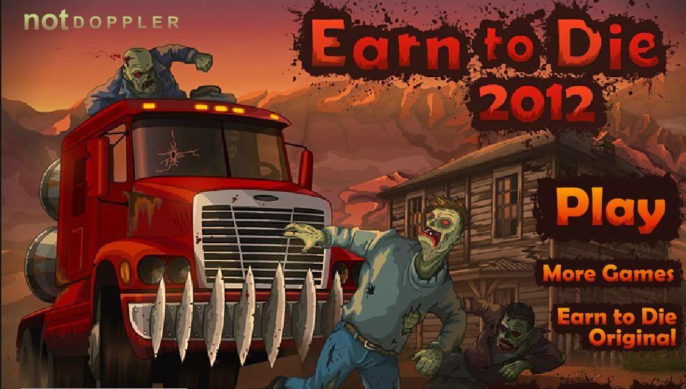 Earn To Die Trailer Park Monster Truck Games Monster Trucks