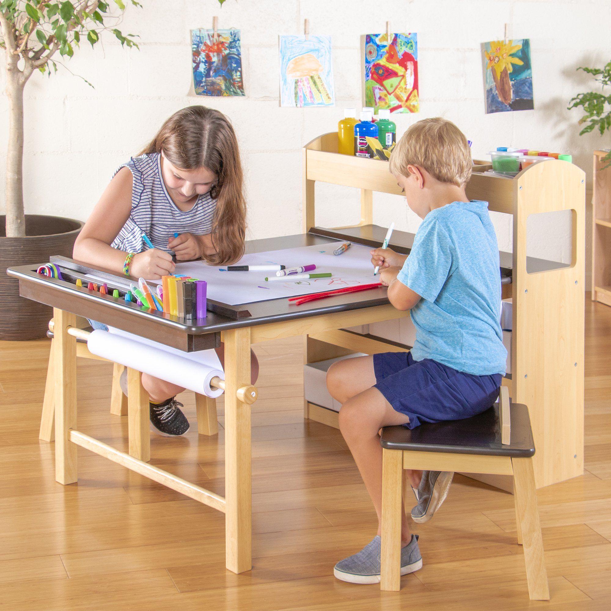Deluxe art center in 2020 kids craft