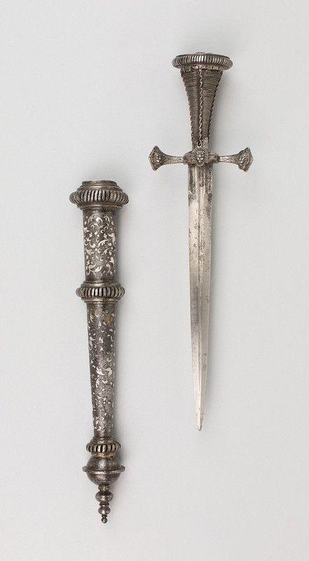 Pin On Daggers 15th 16th Century