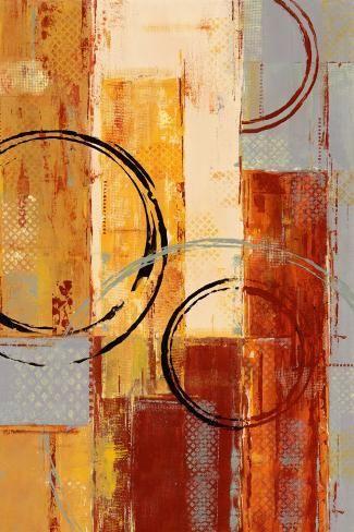 As it Goes II Art Print by Maria Donovan | Art.com
