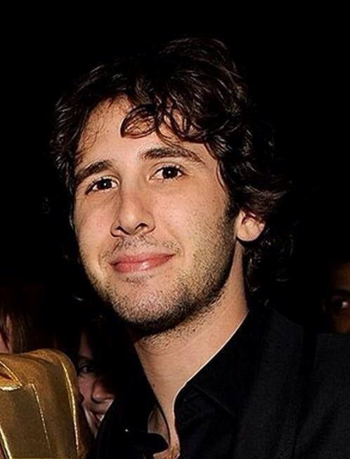 Josh Groban - He is SO hot! Just look at those eyes!