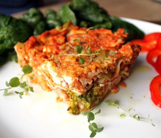 sunn lasagne