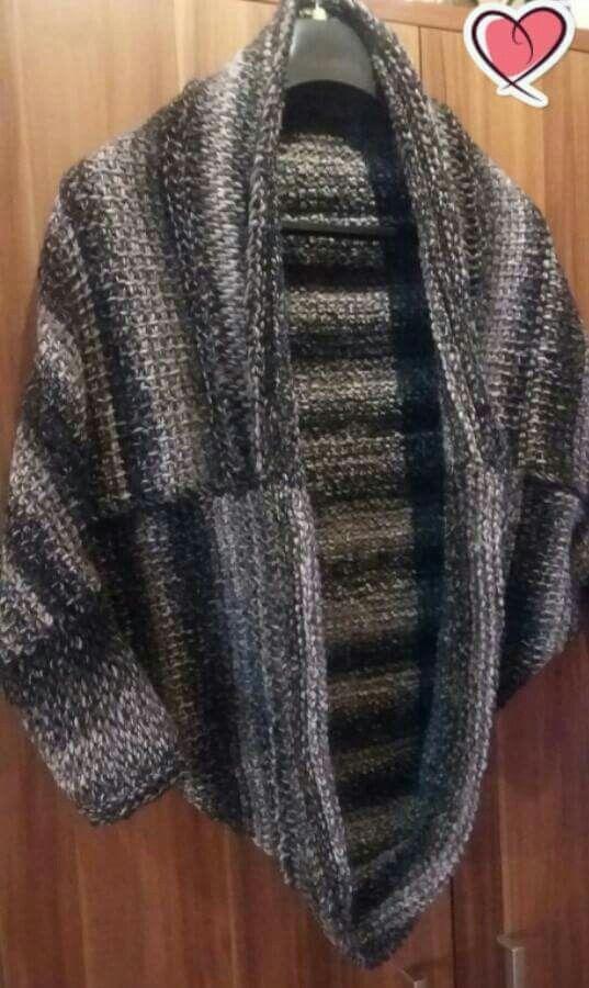 épinglé Par Myriam Sur Crochet Crochet Tricot Gilet Et
