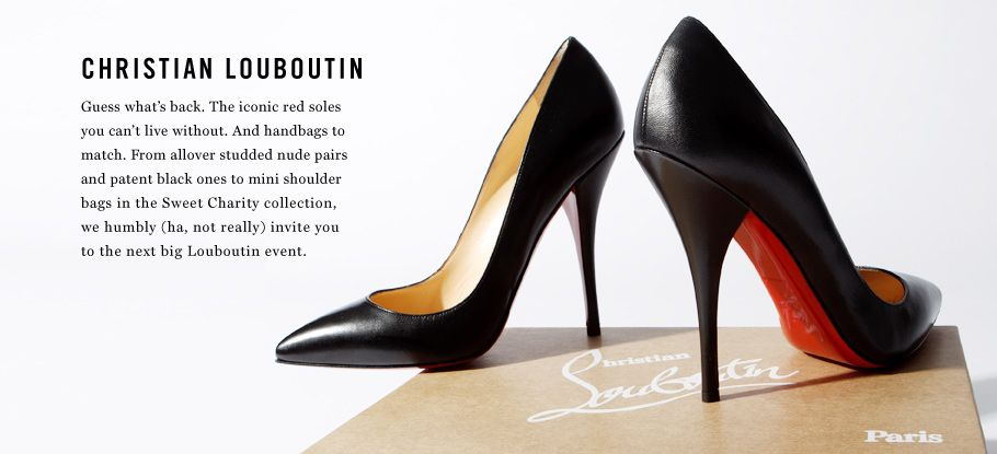 louboutin on line