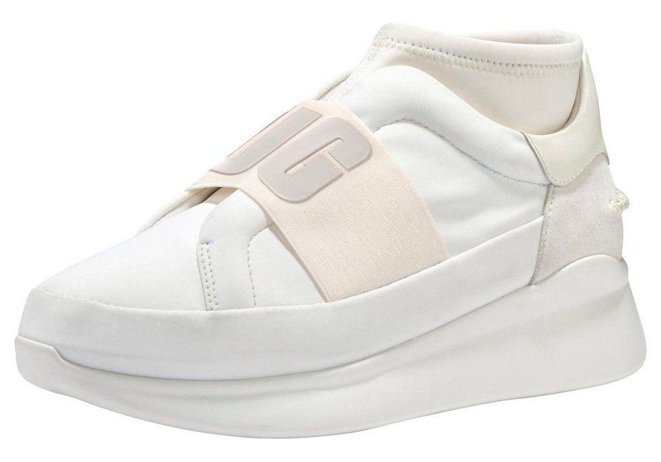 UGG »Neutra« Sneaker mit trendy weißer Sohle in 2019