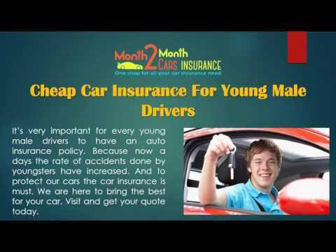 Cheap Carinsurancepolicy For Youngmaledrivers With Best Offers