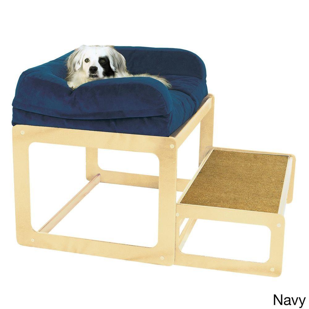 Medium Dog Bed Window Seat Pet Sofa Cat Perch Pillow Bolster Sill Cushion Blue Mediumdogbedwindowseat Dog Window Seat Diy Cat Bed Dog Bed
