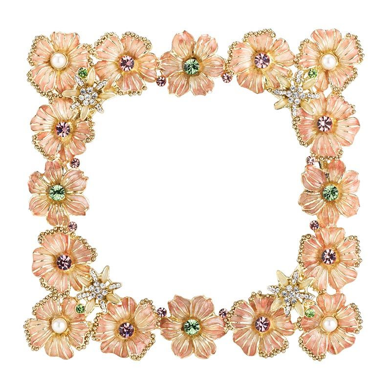 Olivia Riegel Pansy Round Picture Frame | Olivia Riegel | Pinterest