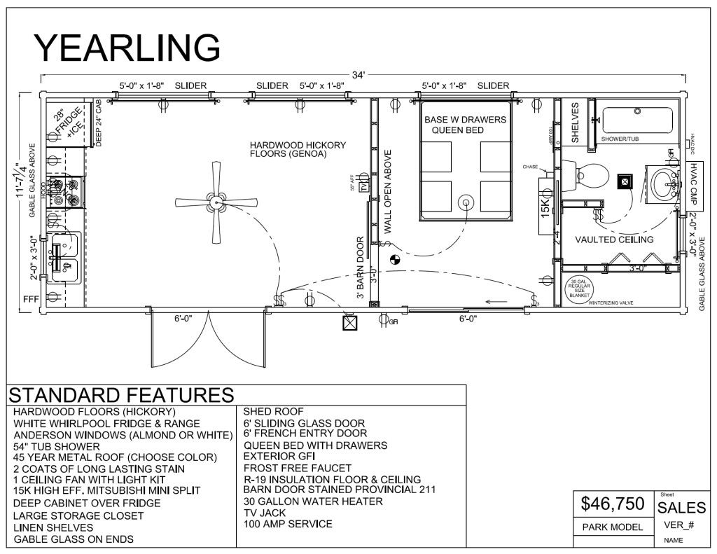 Yearling floorplan log cabin floor plans house floor plans modular log cabin log