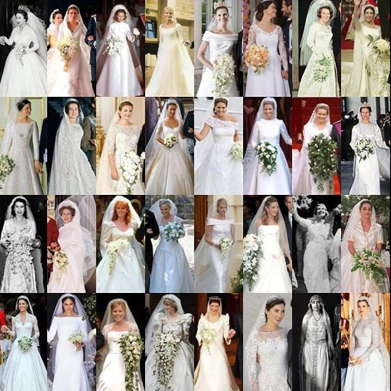 All The Royal Princess's Brides