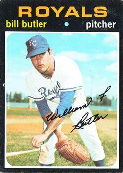 Verzamelkaarten, ruilkaarten Honkbal 1971 Topps #581 Roger Nelson Kansas City Royals Baseball Card
