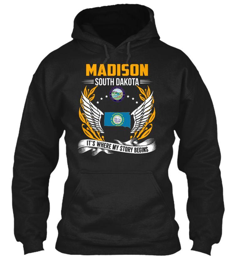 Madison, South Dakota - My Story Begins