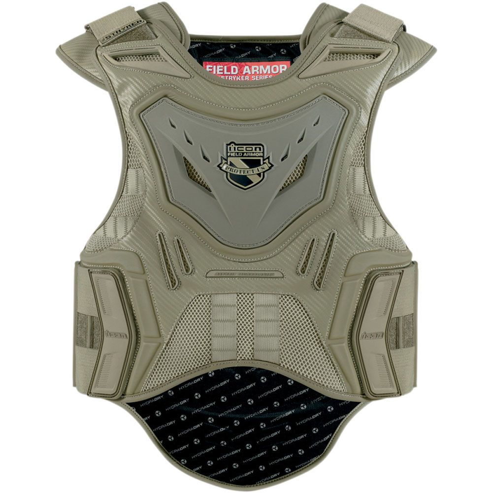 Sale on Icon Stryker Battlescar Vest Men's Field Armor On