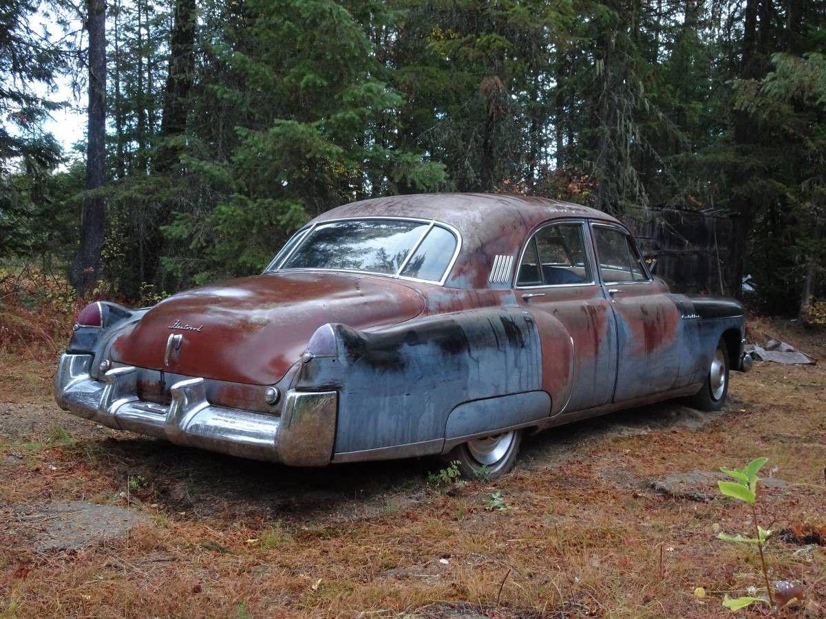 Ratty Caddy: 1949 Cadillac Fleetwood   Barn Finds   Cadillac
