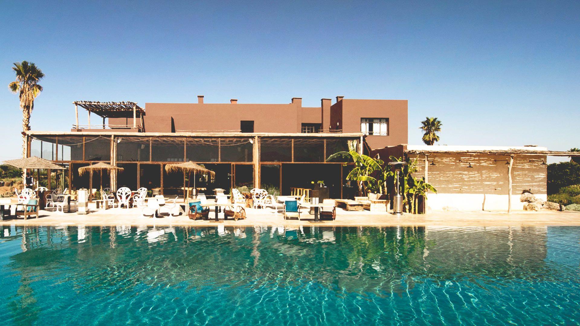 Luxury Hotel Marrakech | Fellah Hotel