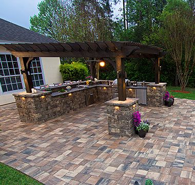 Outdoor Kitchens Tampa