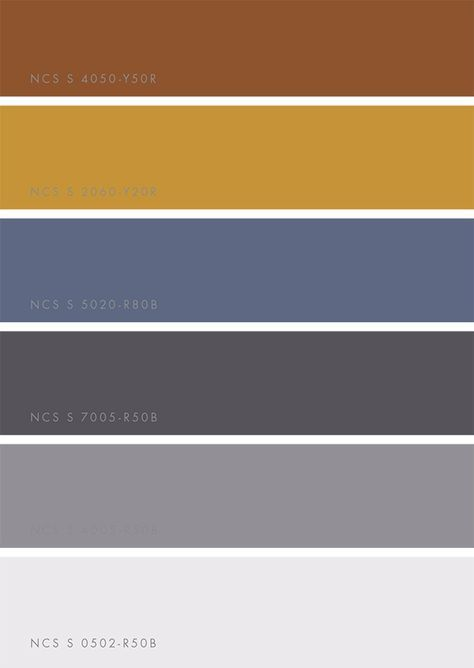 Ncs Color Trends 2018 Win A Printed Guide Color Sets Pinterest