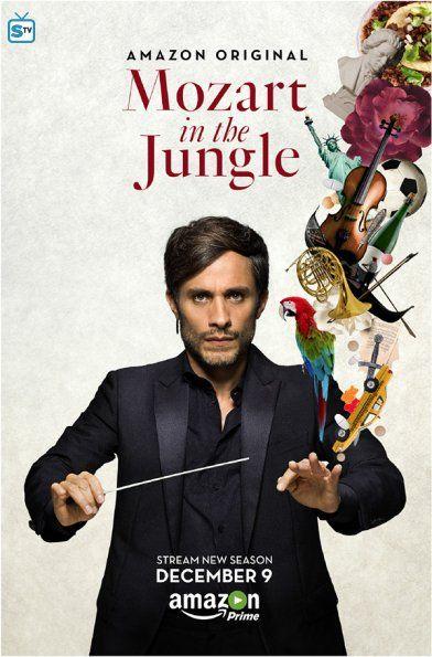 Mozart In The Jungle Season 3 Gael Garcia Bernal