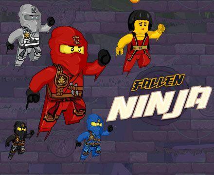 Fallen Ninja – Ninjago game is a free Adventure Games. Here you can ...