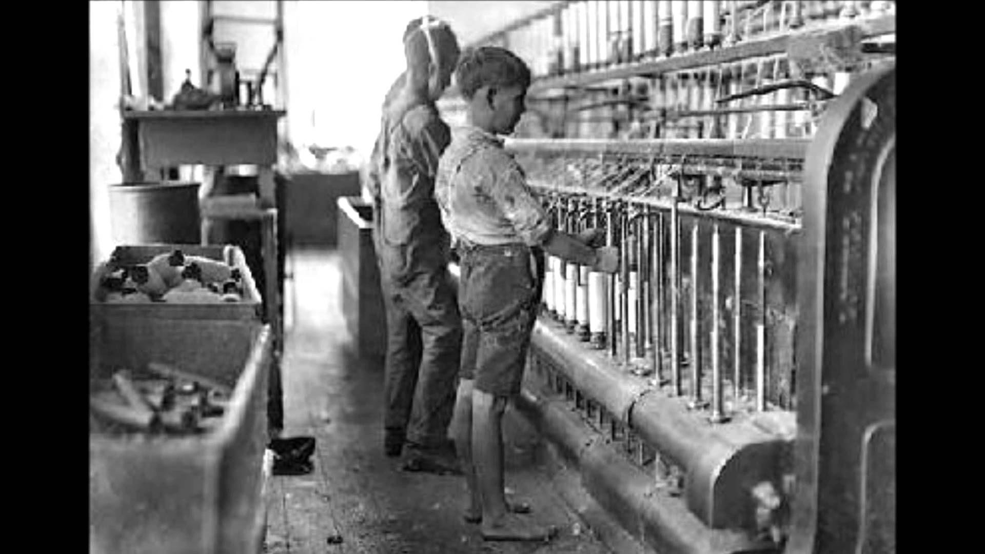 Child Labor In The Industrial Revolution