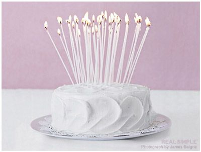 I Want Do 40 Candles On My Cake Thought About The Sparkling Ones But Was Afraid By Time They All Were Lit That One Of Kids Would Get