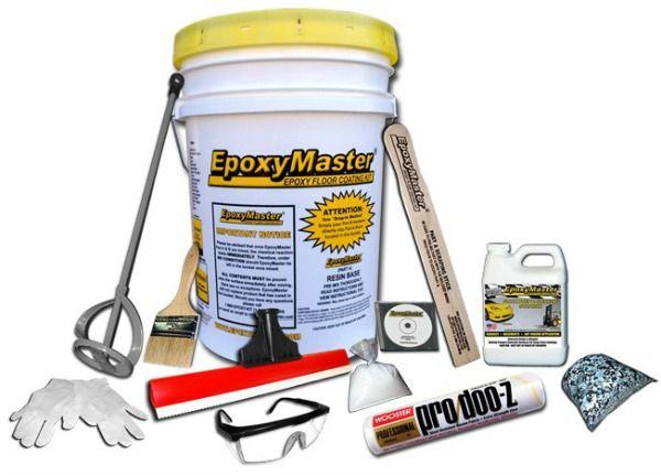 kits home epoxy reviews kit new professional flooring rust floor coating garage decoration oleum depot colors rustoleum