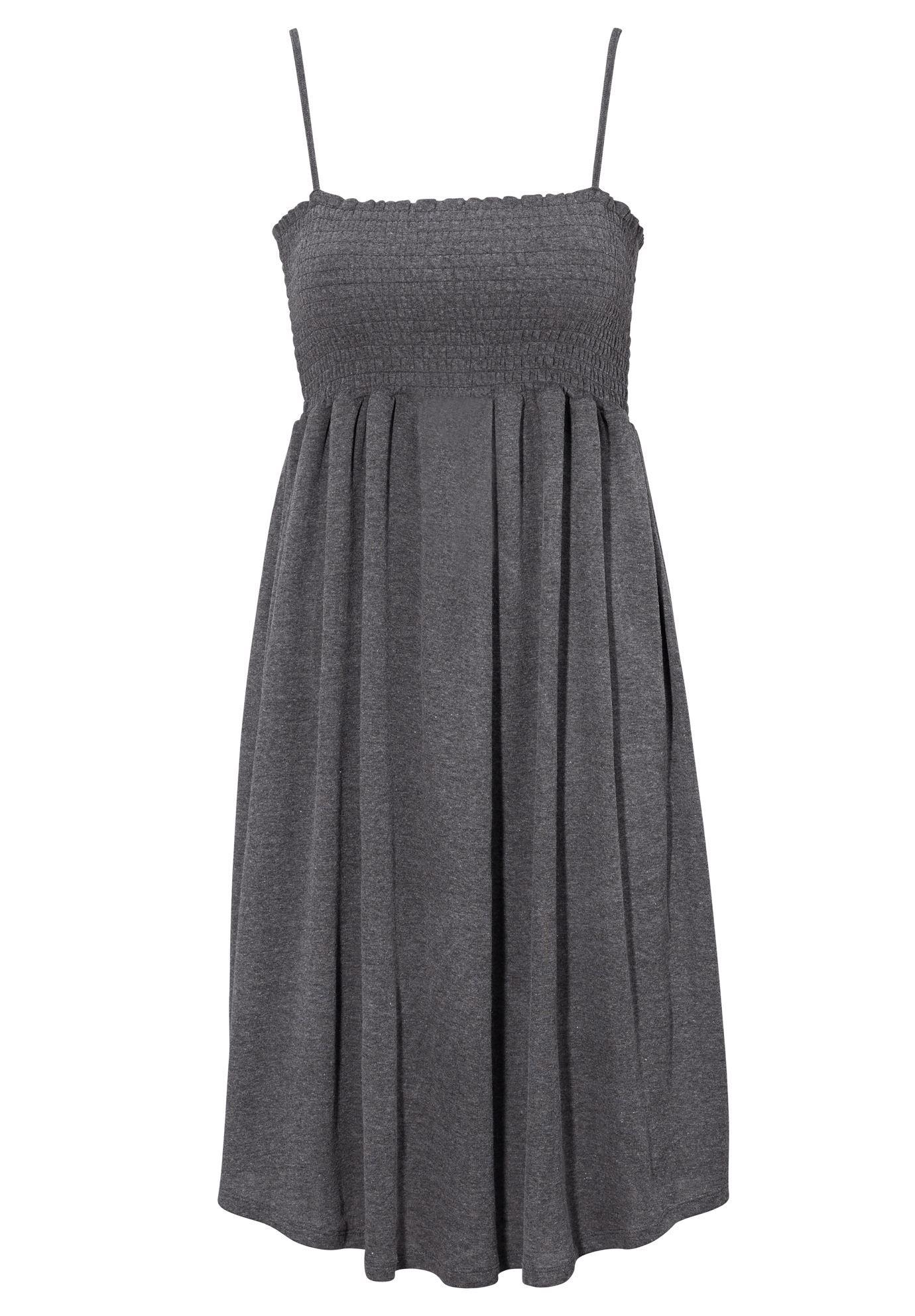 02b9fd35557 Smocked Bodice Dress by Ellos - Women s Plus Size Clothing