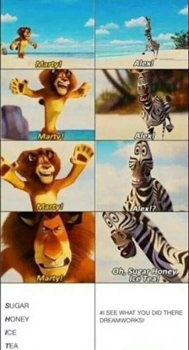 I see what you did there... Well played Dreamworks, well played.