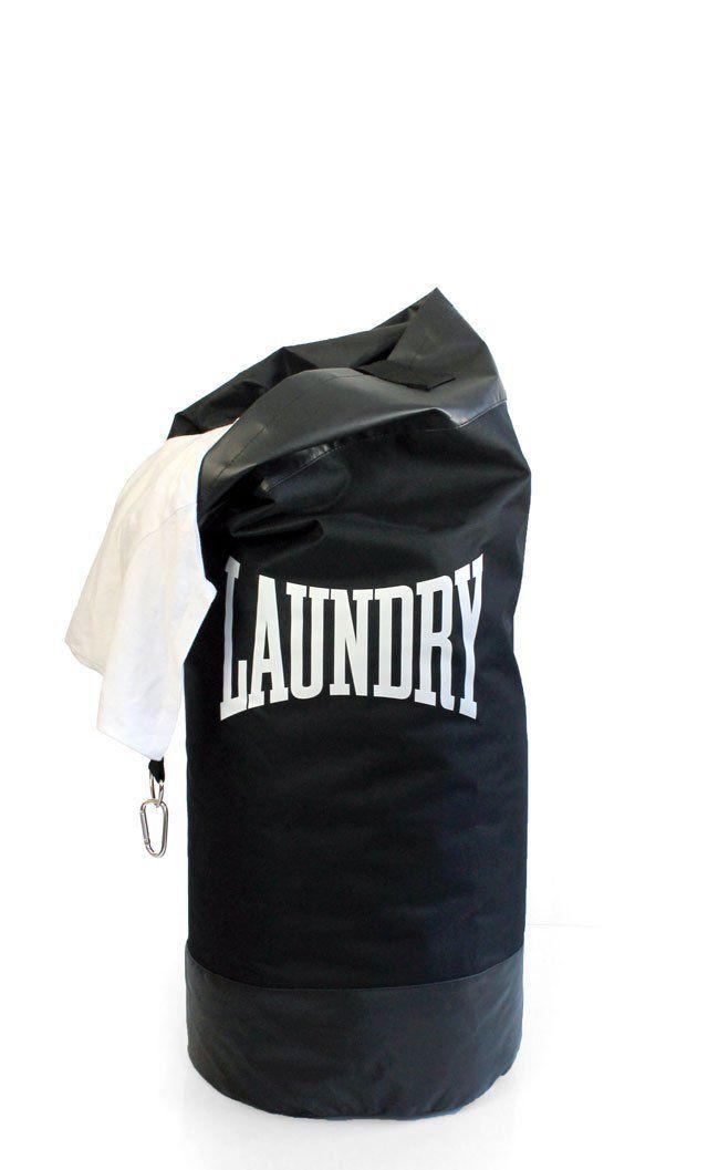 Punching Bag Laundry Hamper