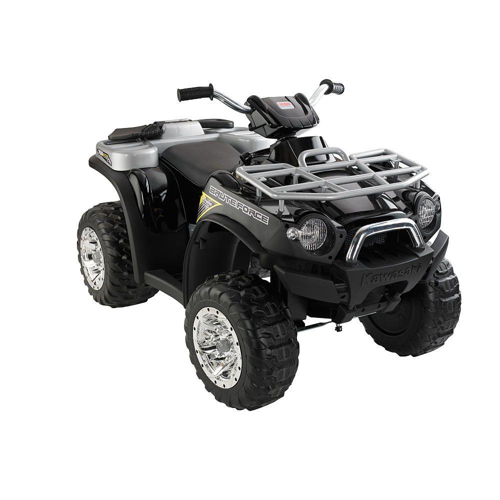 Power Wheels Brute Force Utility Atv Ride On Power