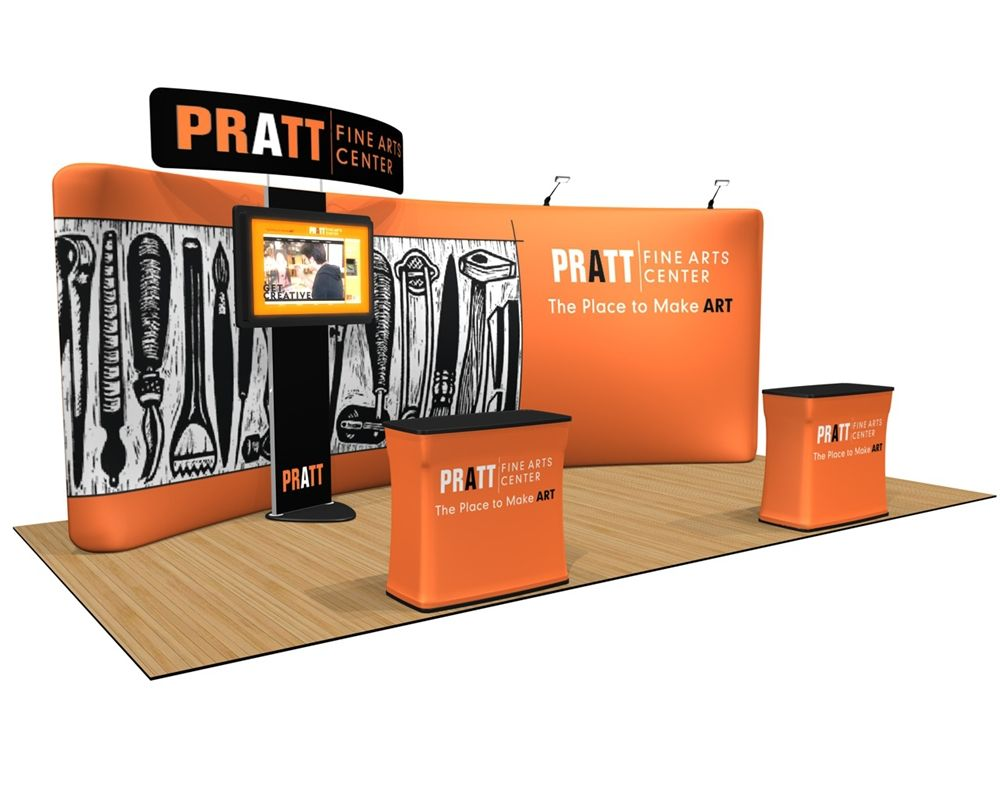 Exhibition Displays : When trade show displays are customized they enable you