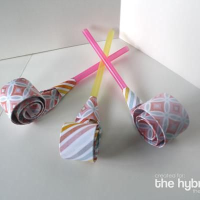 Party Blowers If You Want To Add A Little Fun Your Celebration Then Have Try This Simple Paper Craft These Cute And Easy