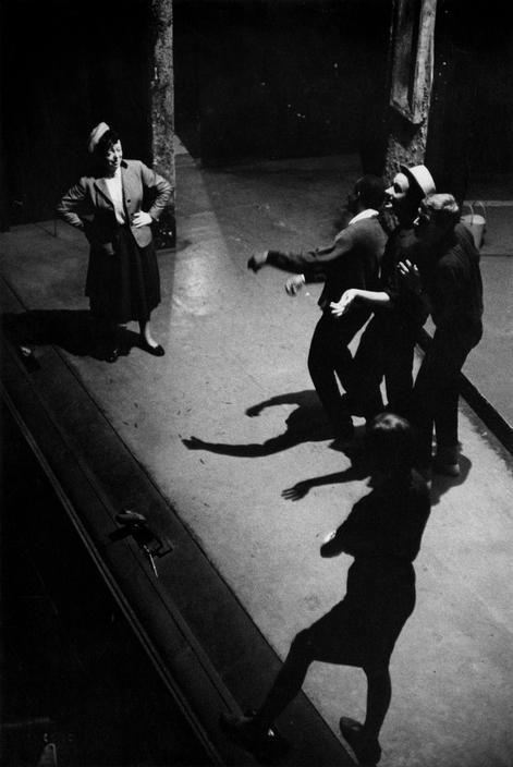 © Henri Cartier-Bresson/Magnum Photos London. 1961. British theatrical director, Joan LITTLEWOOD.