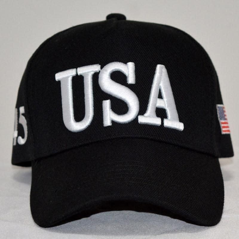 New Style USA Hat Make America Great Again Hats Women Caps Brand Flag Caps  USA Baseball Cap Men Outdoor Sports USA Baseball 79fdcf961157