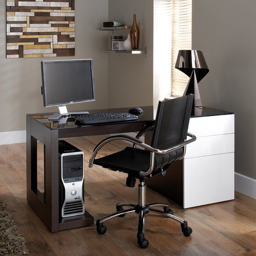 Pleasing Ivana Computer Desk Neils Desk Global Office Furniture Download Free Architecture Designs Intelgarnamadebymaigaardcom