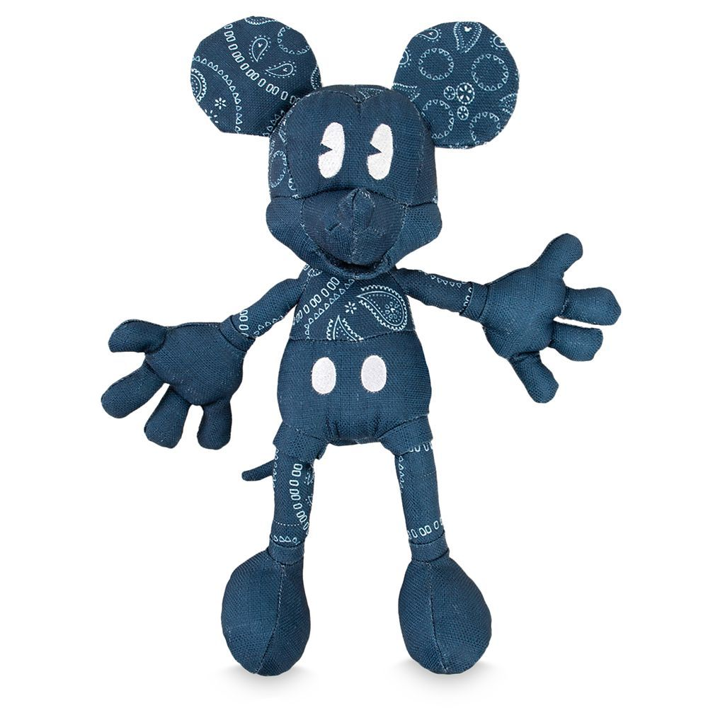 Mickey Mouse Bandana Plush Toy For Pets In 2020 Disney Mickey