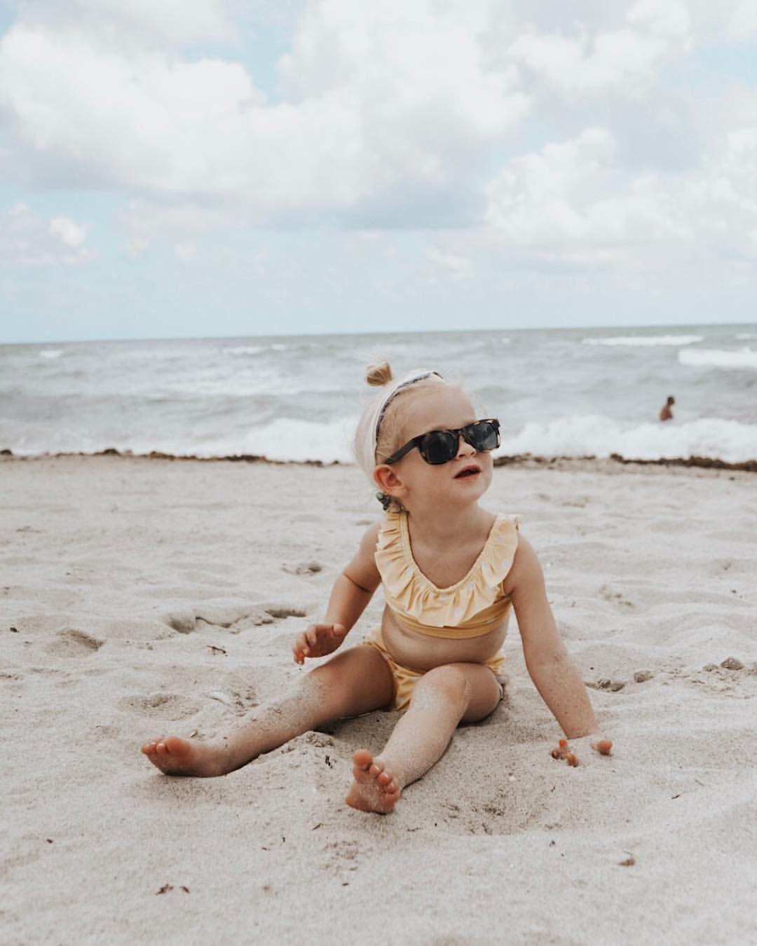 Toddler Beach Trip