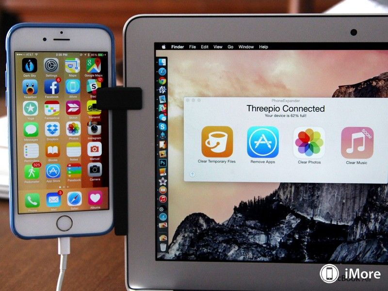iPhone or iPad out of storage space? Clean it up with the