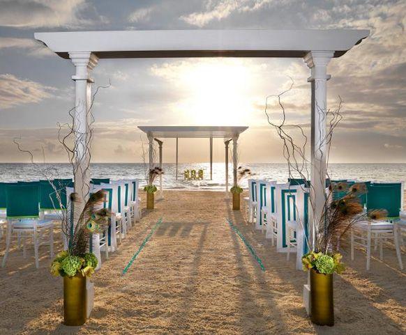Destination Wedding Leblanc Spa Resort In Cancun Mexico Love Pinterest And Weddings